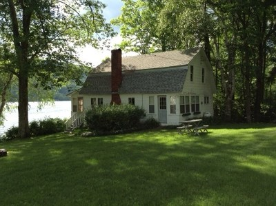 Elmore Single Family Home For Sale: 1340 Vt Rte 12