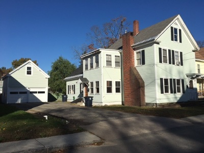 Nashua Multi Family Home For Sale: 9 Vernon Street