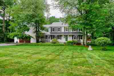 Hudson Single Family Home Active Under Contract: 9 Williams Drive