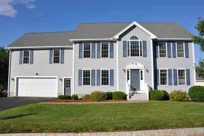 Nashua Single Family Home For Sale: 3 Constantine Drive