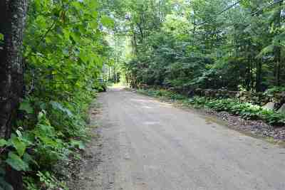 Sanbornton Residential Lots & Land For Sale: 67 Circle Point Road
