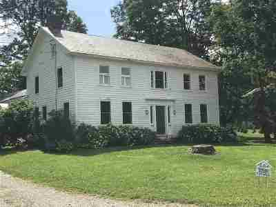 Pawlet Single Family Home For Sale: 2592 Vt Route 133