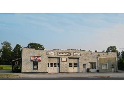 Rutland, Rutland City Commercial For Sale: 131 Woodstock Avenue
