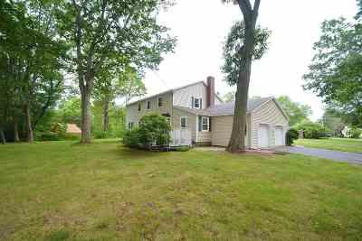 Hampton Single Family Home For Sale: 26 Seavey Street
