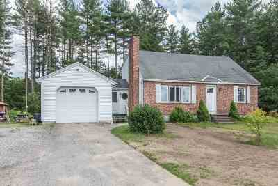 Litchfield Single Family Home Active Under Contract: 535 Charles Bancroft Highway