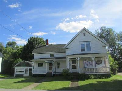Hardwick Single Family Home Active Under Contract: 98 High Street