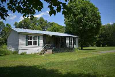 Hartland Single Family Home Active Under Contract: 136 Route 12