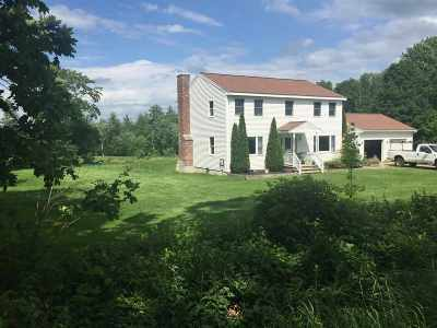 Strafford Single Family Home For Sale: 518 1st Crown Point Road