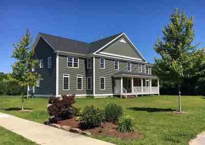 Williston Condo/Townhouse For Sale: 30 Keystone Drive