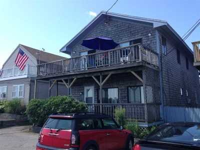 Hampton Single Family Home For Sale: 601 Ocean Blvd.