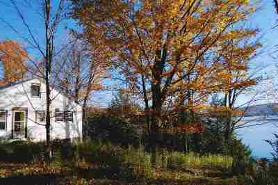 Orleans County Single Family Home Active Under Contract: 937 Morgan-Charleston Road