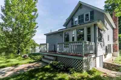 Belknap County Single Family Home For Sale: 11 Farmington Road