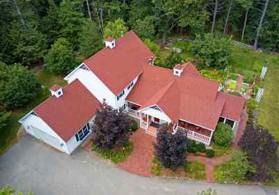 Durham Single Family Home For Sale: 402 Bay Road
