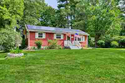 Milford Single Family Home Active Under Contract: 38 Georgetown Drive