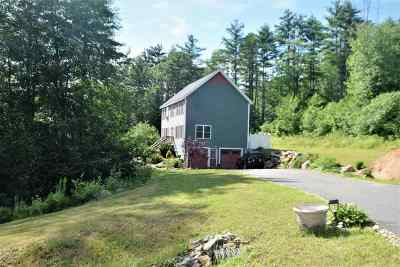 Weare Single Family Home For Sale: 31 Hilbren Road