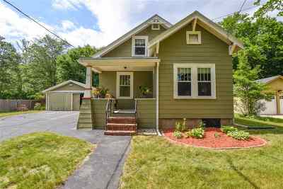Concord Single Family Home Active Under Contract: 40 Wood Avenue