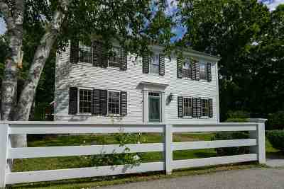 Amherst Single Family Home For Sale: 16 Main Street