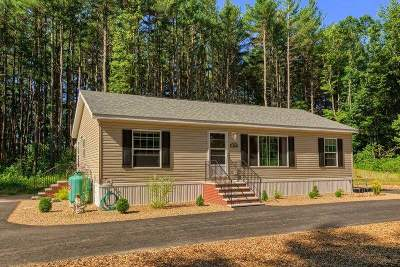 Salem Single Family Home For Sale: 75a Kelly Road