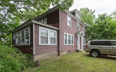 Nashua Single Family Home For Sale: 2 Crown Street