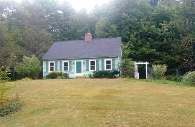 Weare Single Family Home Active Under Contract: 33 Sherwood Forest Road