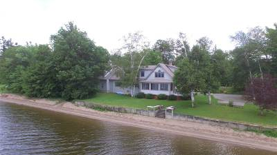 Orleans County Single Family Home For Sale: 159 Lindsay Rd. Extension