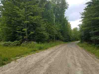 Wentworth Residential Lots & Land For Sale: Lot 9-2 Cheever Road