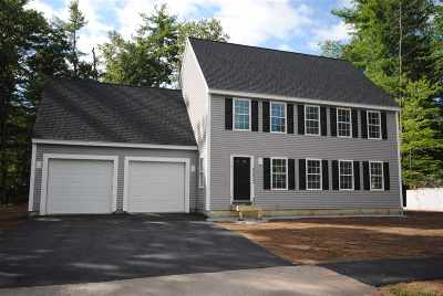 Concord Single Family Home For Sale: Lot #11-1 Quincy Street