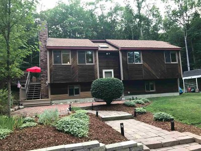 Weare Single Family Home Active Under Contract: 44 Guys Lane