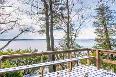 Colchester Single Family Home For Sale: 637 Marble Island Road