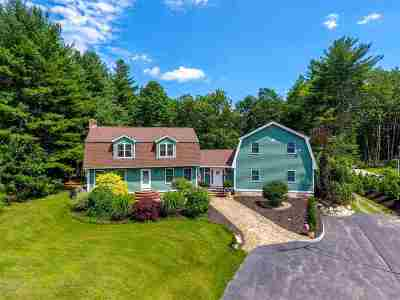 Windham Single Family Home For Sale: 125 Lowell Road