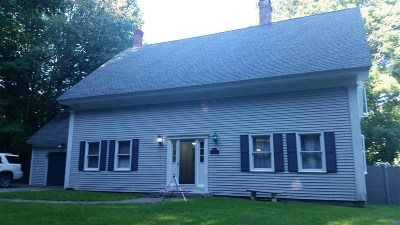 Weare Single Family Home For Sale: 22 Deering Center