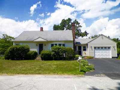 Hudson Single Family Home For Sale: 2 Blackstone Street