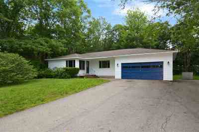 Barrington Single Family Home For Sale: 83 Cate Road