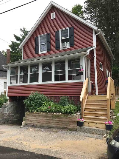 Concord Single Family Home For Sale: 19 Highland Street