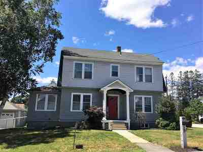 Milford Single Family Home For Sale: 8 Shepard Street