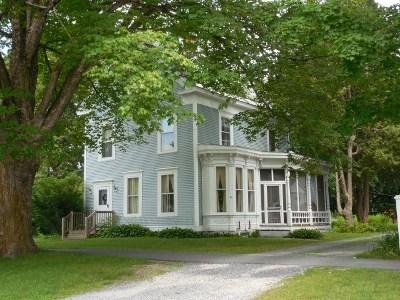Brandon Single Family Home For Sale: 54 Park Street