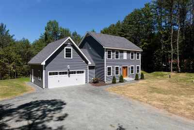 Hanover Single Family Home For Sale: 180 Lyme Road