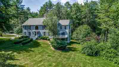 Amherst Single Family Home Active Under Contract: 1 Jasper Lane