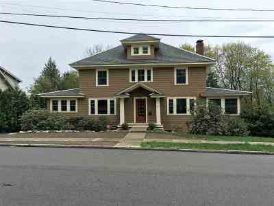 Manchester Single Family Home Active Under Contract: 32 Readey Street