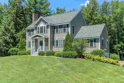 Raymond Single Family Home Active Under Contract: 28 Bald Hill Road