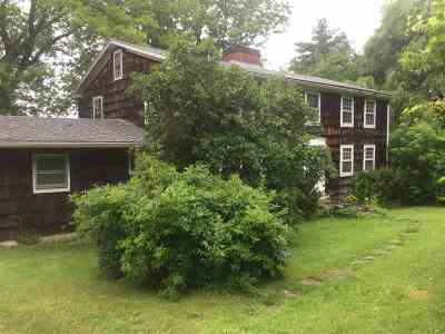 Middlebury Single Family Home For Sale: 325 Route 7 North Highway