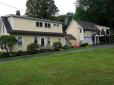 Norwich VT Multi Family Home Closed: $605,000