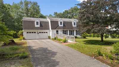 Hudson Single Family Home For Sale: 4 Wagner Way
