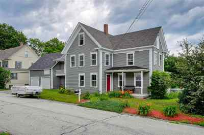 Milford Single Family Home Active Under Contract: 45 West Street