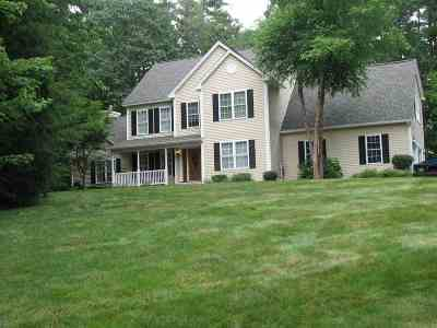 Merrimack Single Family Home For Sale: 3 Harrington Drive