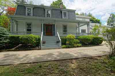Exeter Single Family Home For Sale: 129 High Street
