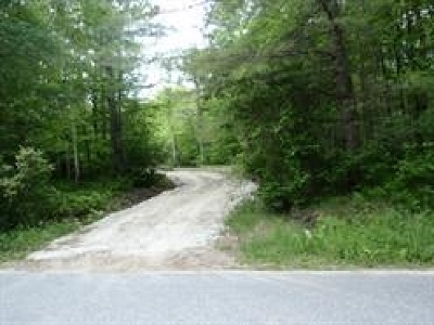 Shrewsbury Residential Lots & Land For Sale: 5000 Cold River Rd