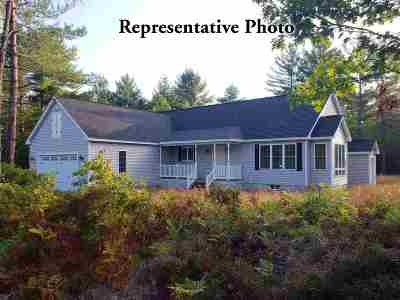 Conway Single Family Home For Sale: Lot 22 Pemigewasset Drive