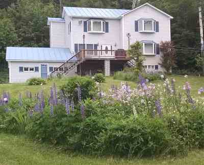 Piermont Single Family Home For Sale: 635 Route 25c