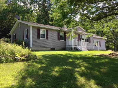 Haverhill Single Family Home For Sale: 322 Mt Moosilauke Hwy